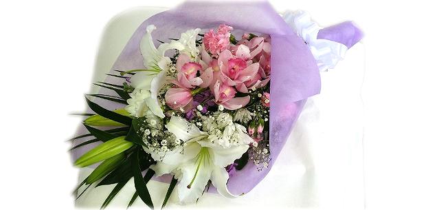 葬儀後お供え 花束1-1-2