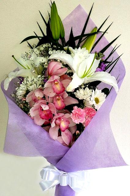 葬儀後お供え花束2-1-1